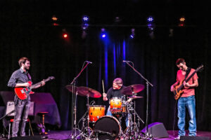 Jeff Sipe Trio at Isis Asheville 2014