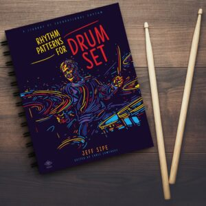 Rhythm Patterns For Drum Set by Jeff Sipe